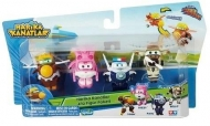 720040B SUPER WINGS DIZZY FRUNIA TODD PAUL I BELLO ZESTAW 4PAK FIGUREK