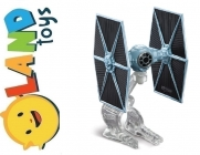 CGW53 HOT WHEELS STAR WARS STATEK BLUE TIE FIGHTER