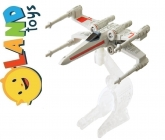 CGW67 HOT WHEELS STAR WARS STATEK KOSMICZNY X-WING FIGHTER