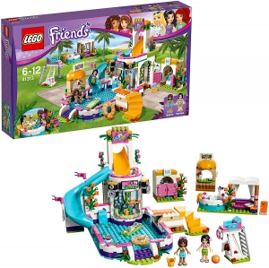 41313 LEGO FRIENDS BASEN W HEARTLAKE