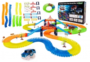LT17 LANDTOYS SWIECACY TOR SWIECACE TORY 360 ELEMENTOW MAGIC TRACKS