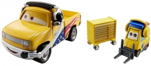 DHL15 CARS AUTA METALOWE DWUPAK HEATHER I MICHELLE