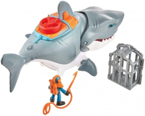 GKG77 FISHER PRICE IMAGINEXT REKIN MEGASZCZĘKA